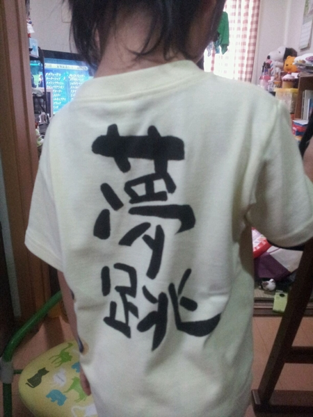 パトカーtシャツ