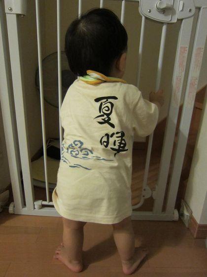 赤ちゃんTシャツ