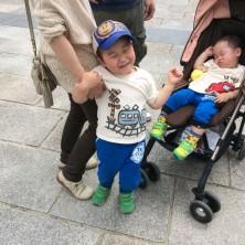 キッズウェア、子供服なら手描き子供服太郎と花子