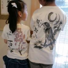 売れ筋!和風な和柄の手描き子供服が続々登場!