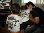 青龍t-shirts
